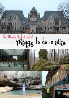 The ultimate bucket list of things to do in Ohio