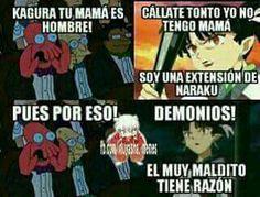 Algunos memes sacados de por ahí de InuYasha :3 #detodo # De Todo # amreading # books # wattpad