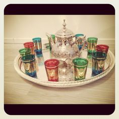 Morrocan Tea, love it!