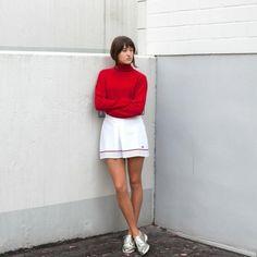 tennis skirt  by Sonja
