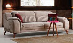 Wooden Sofa Designs, Sofa Set Designs, Couch Furniture, Luxury Furniture, Latest Sofa Designs, Leather Reclining Sofa, Luxury Bedroom Design, Living Room Sofa Design, Elegant Living Room