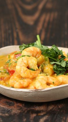 Who doesn't love a curry? Prawns and coconut make this special King Prawn Recipes, Easy Prawn Recipes, Asian Seafood Recipe, Seafood Recipes, Indian Food Recipes, Asian Recipes, Cooking Recipes, Healthy Recipes, Recipes With Prawns
