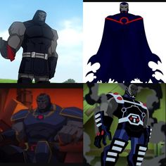 Where is this design of Darkseid from?