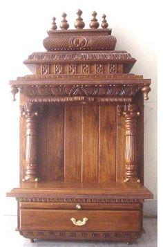 Charmant Pooja Room Mandir Designs In Wood Pooja Room Door Design, Indian Home  Design, Puja