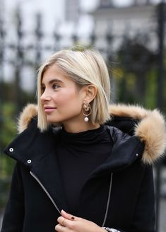 The Lob frisuren frauen frisuren männer hair hair styles hair women Medium Hair Styles, Short Hair Styles, Corte Y Color, Lob Haircut, Platinum Blonde Hair, Great Hair, Awesome Hair, Pretty Hairstyles, 1940s Hairstyles