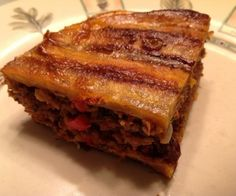 Pastelón (Puerto Rican Lasagna) Recipe | Paleo inspired, real food