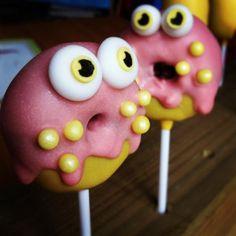 oddie cake pops   soooooooooooooooooooooooooooooooo cute