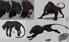 Image result for creature design biped