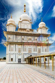 Stock Photo of Sikh gurdwara gwalior fort madya pradesh india Religious Architecture, Beautiful Architecture, Golden Temple Amritsar, Hd Nature Wallpapers, India Facts, History Of India, Flight And Hotel, Madhya Pradesh, World Religions