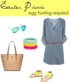 time to finally move bulky winter clothes to t. Picnic Attire, Spring Outfits, Winter Outfits, Putting Outfits Together, Easter Outfit, Female Girl, Weekend Wear, Casual Chic Style, Clothes Horse