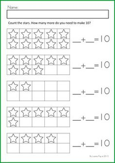 math worksheet : making 10 worksheets and activities on pinterest : Christmas Kindergarten Math Worksheets