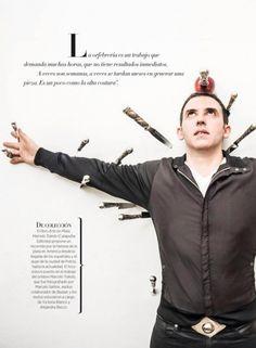 Revista Harpers Bazaar Argentina Mayo 2013