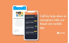 On-Demand emergency services app - successful development story Android Application Development, App Development, Smart City, Challenges, Link