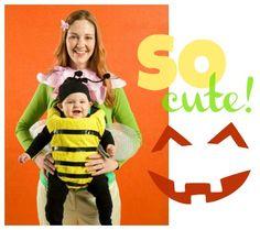 Adorable & Last Minute (Easy) DIY Halloween Costumes For Baby | Disney Baby