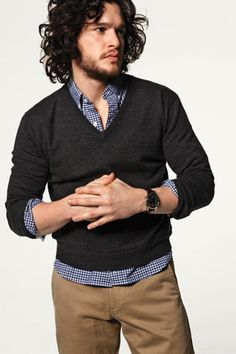 """20 Things You Should Know About Kit Harington From """"Game OfThrones"""""""
