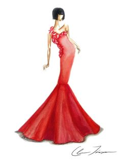 Fashion Illustrations — Hello|Claire