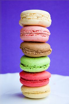 Macarons│Galletas - #Macarons