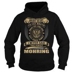 [Hot tshirt name origin] MOHRING Last Name Surname T-Shirt Shirts of year Hoodies, Funny Tee Shirts