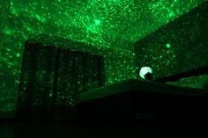 Rotatable DIY Starfield Simulation Projector