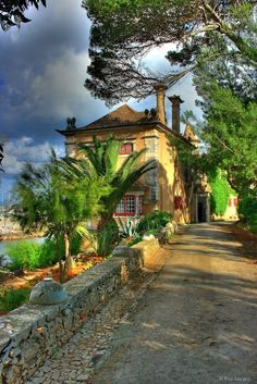 Cascais, Lisbon Region, Portugal Enjoy Portugal Cottages and Manor Houses Travel to Portugal Portugal Honeymoons