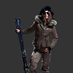 Cassie - Designer ski wear online at Winternational.co.uk