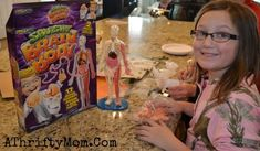 Human Body Diecast, toys that promote learning in a hands on fun way, gift idea for kids who love science Elementary Science Fair Projects, Science Fair Experiments, Science Projects For Kids, Science Toys, Science Party, Crafts For Kids, Skittles Experiment, Best Holiday Deals, Recipe For Mom