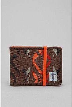 o'hanlon mills printed wallet