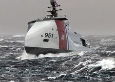 New Coastguard ship design