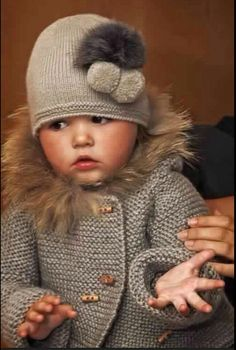 Fashion baby Knitwear.