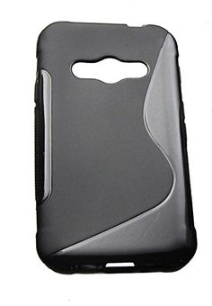 Samsung Galaxy Xcover 3 Case, Ziaon S-line TPU Back Soft Cover Case For Samsung...