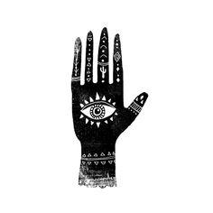 Hand with eye linocut black and white minimal boho third eye hamsa Framed Art Print by monoo - Vector Black - MEDIUM Eye Illustration, Illustrations, Third Eye, Hand Kunst, Hamsa Art, Hamsa Drawing, Boho Tattoos, Psy Art, Sunflower Tattoos