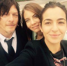 Norman, Lauren and Alanna in DC.