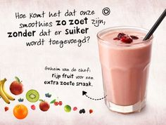 Smoothies, Smoothie Recipes, Healthy Shakes, Milkshake, Pudding, Fruit, Cooking, Breakfast, Desserts