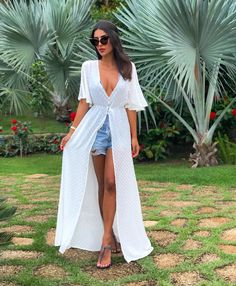 summer outfits for sale Beachwear Fashion, Ootd Fashion, Fashion Beauty, Fashion Outfits, Womens Fashion, Vacation Outfits, Summer Outfits, Cute Outfits, Cancun Outfits