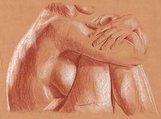 Reproductions photos format 20 cm X 30 cm – Reproductions Dessins Human Figure Drawing, Figure Sketching, Life Drawing, Anatomy Sketches, Anatomy Art, Art Sketches, Figure Painting, Painting & Drawing, Human Art