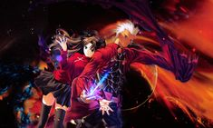 Fate Stay Night Wallpaper by GendouDouji on DeviantArt Fate Stay Night, Jerza, Alucard, Manga, Anime Characters, In This Moment, Deviantart, Archer, Wallpaper