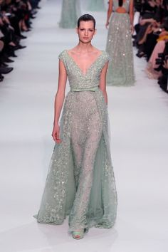 Elie saab knows how to dress a lady!