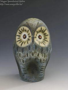Love Notes, Pottery Art, Hungary, Owl, Ceramics, Bird, Artist, Animals, Hall Pottery