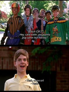 Mighty Ducks.