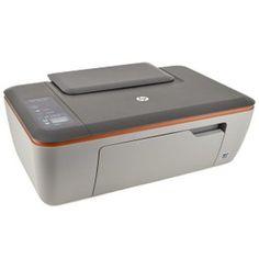 HP Deskjet 2512 USB 2.0 All-in-One Color Inkjet Printer Scanner Copier Photo Printer (No Ink)
