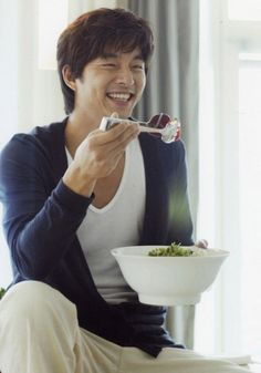 The 1st Shop of Coffee Prince ♥ Gong Yoo as Choi Han-gyul