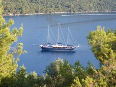 With its 46 small islands, fantastic hidden, deep, lake like  coves, surrounded with the most preserved, thickest and various forest vegetation (Croatian Nature Park ), it's a genuine heaven for lovers of nature. After fifty years, Lastovo is open to tourists again ( It was part of military restricted area ). In addition to the beauty of its unspoiled nature, the island is special tourist attraction for it's numerous small churches and old village Lastovo,  with the famous high chimneys.