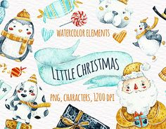 "Check out new work on my @Behance portfolio: ""Little Christmas"" http://be.net/gallery/57204741/Little-Christmas"