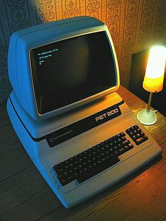The Commodore PET 200 - Introduced in 1979
