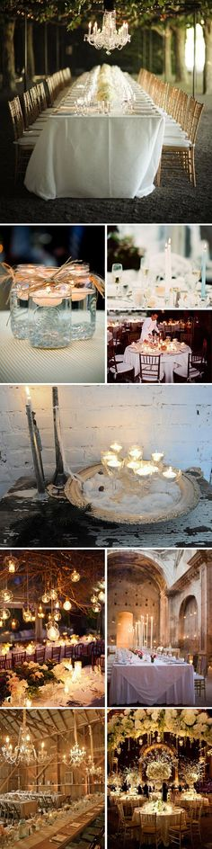 At The Table summer wedding trend – Outdoor Wedding Decorations 2019 Wedding Trends, Wedding Designs, Wedding Ideas, Wedding Colors, Event Lighting, Lighting Ideas, Candle Lighting, Wedding Lighting, Perfect Wedding