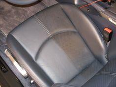 Porsche leather #Detailing