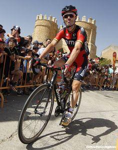 Samuel Sanchez Stage 8 Vuelta a España 2016