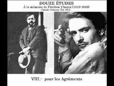 Debussy - Etudes Nos 8 et 11, par Samson François - YouTube