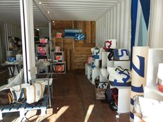 Lorient - Showroom 727 Sailbags
