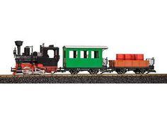 LGB 72400 Big Train Starter Set